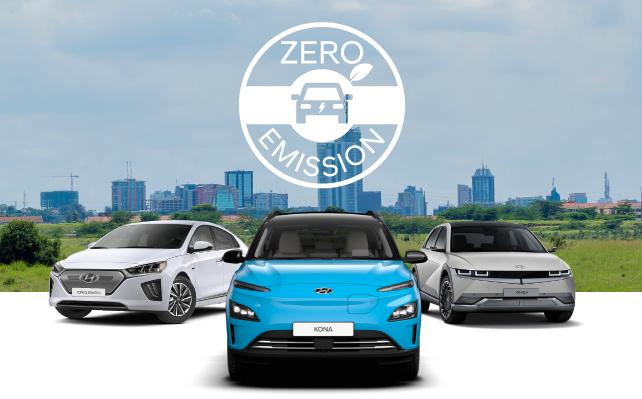 Hyundai Zero Emission