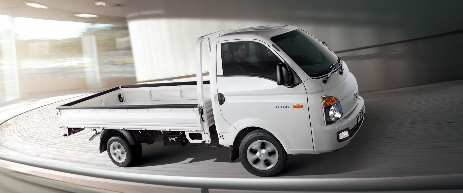 Hyundai - H100