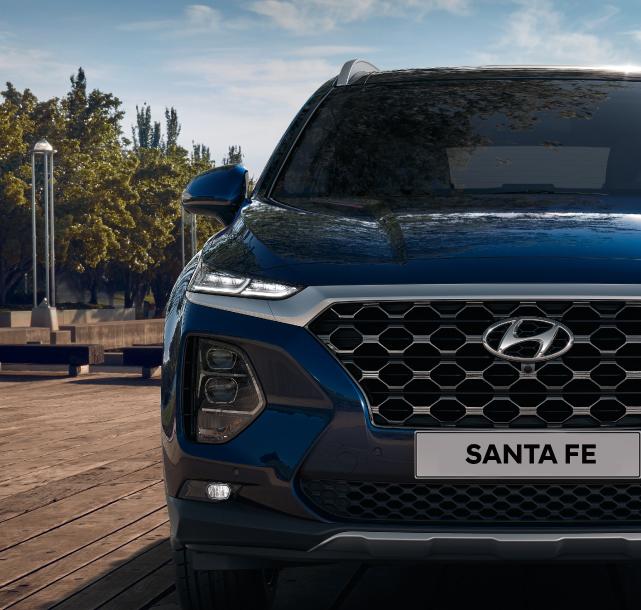 Hyundai Kenya - SANTA FE