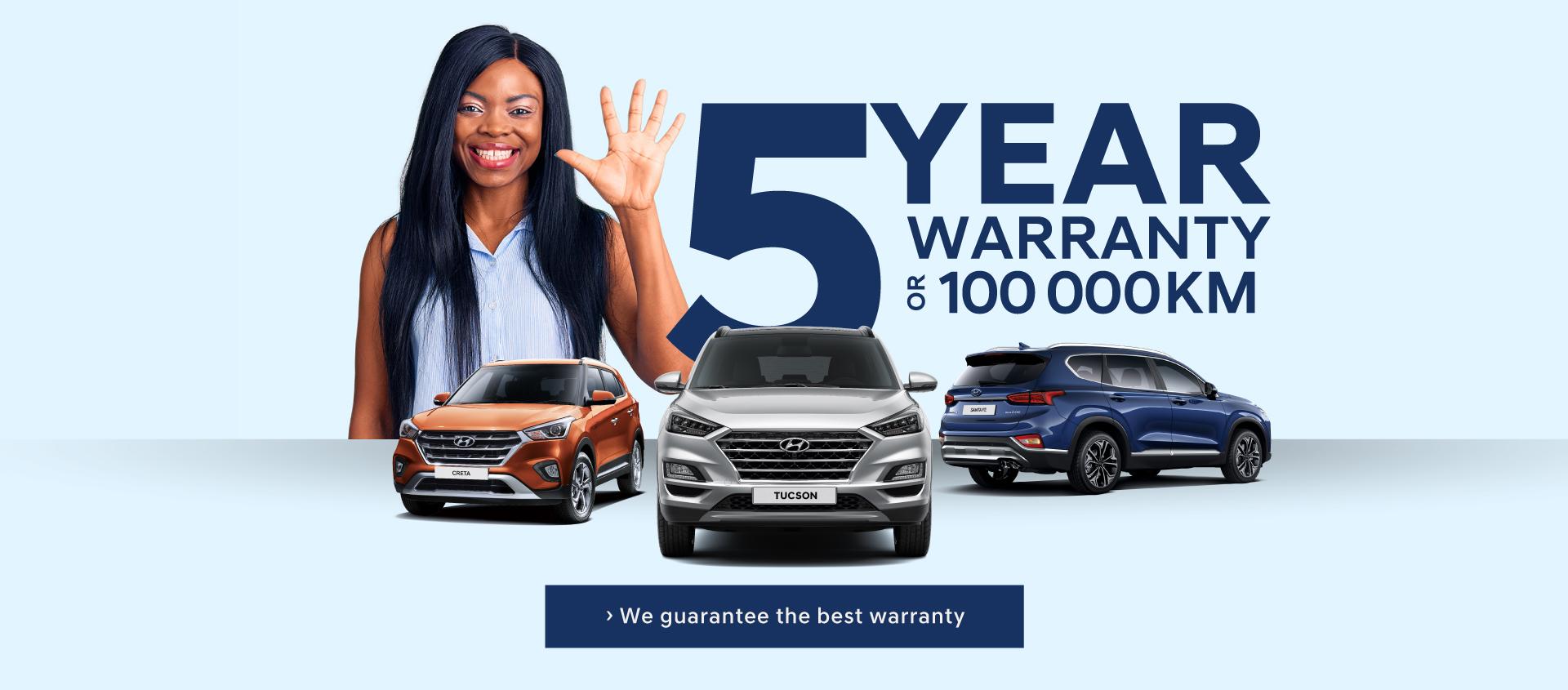 Hyundai Kenya Warranty