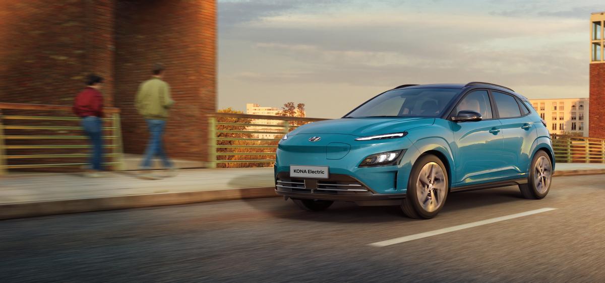 Hyundai - All-new KONA Electric