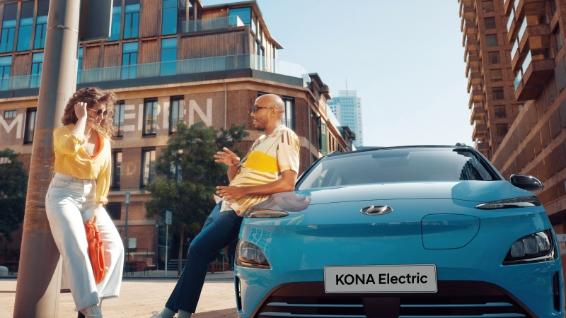 Hyundai Kenya - All-new KONA Electric